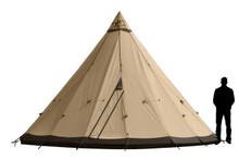Zirkon 15 cp – Canvas Tent