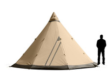 Safir 9 cp – Canvas Tent from Tentipi