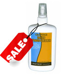 Craftics 20/20 Plasti-Cleaner 8oz pump bottle.