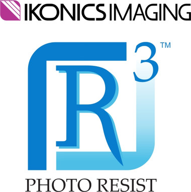 "Ikonics R3 3mil 10"" x 12"" 10 Sheets"