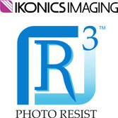 """Ikonics R3 3mil 14"""" x 25' Roll"""