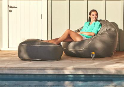COAST Luxury Outdoor Beanbags