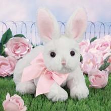 Fluffytail plush bunny by Bearington Bears