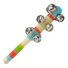 Jingle Stick wooden sassafrass