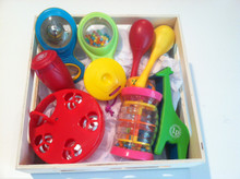 Musical gift set for infants and toddlers!