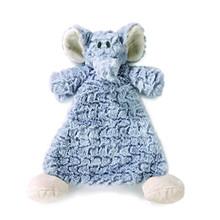 Ellery Elephant Blankie Rattle