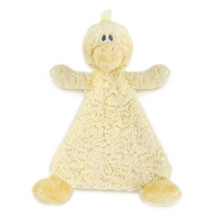 DADDLES DUCK RATTLE BLANKIE
