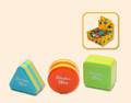 Shape Shakers, Set of two