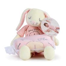 Hoppin cute bunny and onesie set