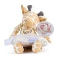 Dream Big Giraffe Snuggle Buddy Onesie and Plush Toy Set