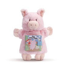 This Little Piggy Puppet and Book