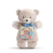 Teddy Bear, Teddy Bear Puppet and Book