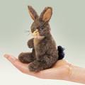 Mini Jack Rabbit finger puppet