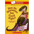How Do Dinosaurs Say Goodnight?-DVD