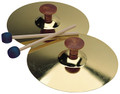 Cymbals with Mallets