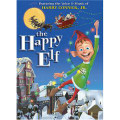 The Happy Elf- DVD/Bonus CD soundtrack: featuring Harry Connick, Jr.