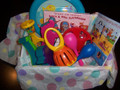 Kid's Musical Gift Basket
