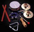 Six Piece Rhythm Set