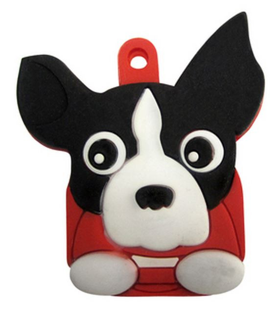FouFou Dog Key Cover French Bulldog