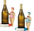 Chubby Bathing Beauties Wine Bottle Holder