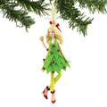 Evie Evergreen Swizzle Ornament by Department 56