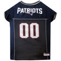 Officially Licensed NFL New England Patriots Football Jersey for Pets