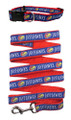 Kansas Jayhawks Officially Licensed Ribbon Dog Collar and /or Leash (In-Stock)