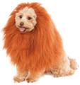 Deluxe Lion's Mane Costume Accessory for Dogs Pets