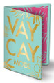 Lady Jayne Tropical Vaycay Mode Passport Cover with Gold Accents