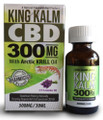 King Kanine Kalm PCR Hemp CBD Oil for Dogs and Cats 300 mg