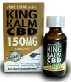 King Kanine Kalm PCR Hemp CBD Oil for Dogs and Cats 150 mg