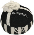 Chewnel Gift Box Plush Squeaky Pet Dog Toy