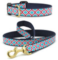 Blue Kismet Premium Dog Collar and / or Lead by Up Country