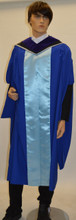 Carleton University - Doctorate Gown