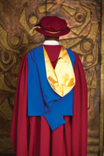 University of British Columbia - Doctorate Hood