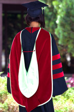 University of Manitoba - Doctorate Hood