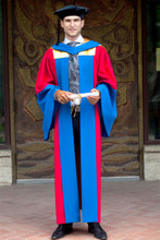University of Calgary - Doctorate Gown