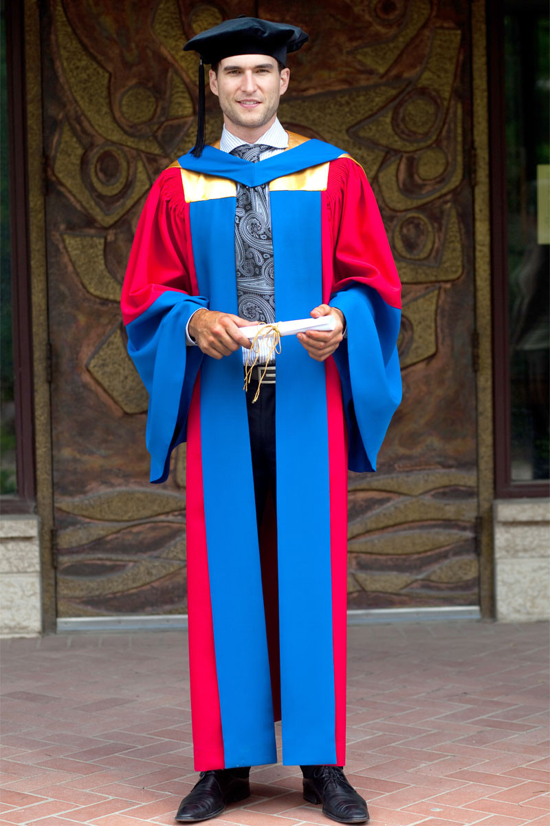 University Of Calgary Doctorate Gown Gaspard Online Store