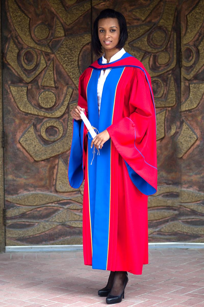 Queens University Doctorate Gown Gaspard Online Store