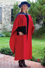 Simon Fraser University - Doctorate Gown