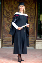 University of Winnipeg - Master Gown