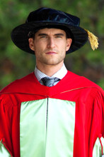 McGill University - Doctorate Cap