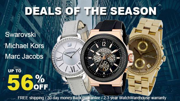Watchwarehouse Accessories Sale