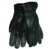 Tillman Deerskin Black Gloves (866)