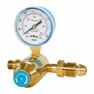 Goss High Pressure Propane Regulator, LP CGA510 w/Gauge B Hose (EP-70G)