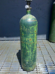 Oxygen 60 Cf. Cylinder **OUTRIGHT PURCHASE**