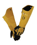 "Caiman 21"" Deer Skin Gloves 1878"