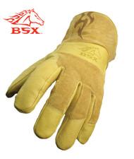 BSX Raptor MIG Welding Gloves BM50 - LARGE