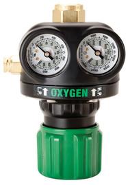 Victor Edge Series ESS3 Medium Duty Regulator - Oxygen (0781-5100)