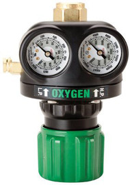 Victors Edge Series ESS4 Heavy Duty Regulator - Oxygen (0781-5127)